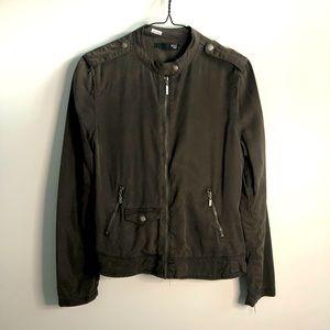 Max Jeans Moto Jacket